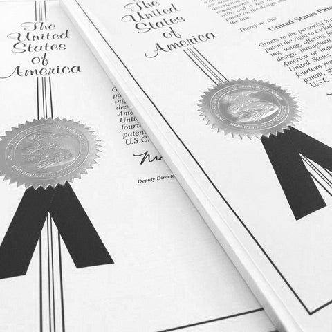 Beth Macri's Two Book Patent for the Hidden Message Pendant