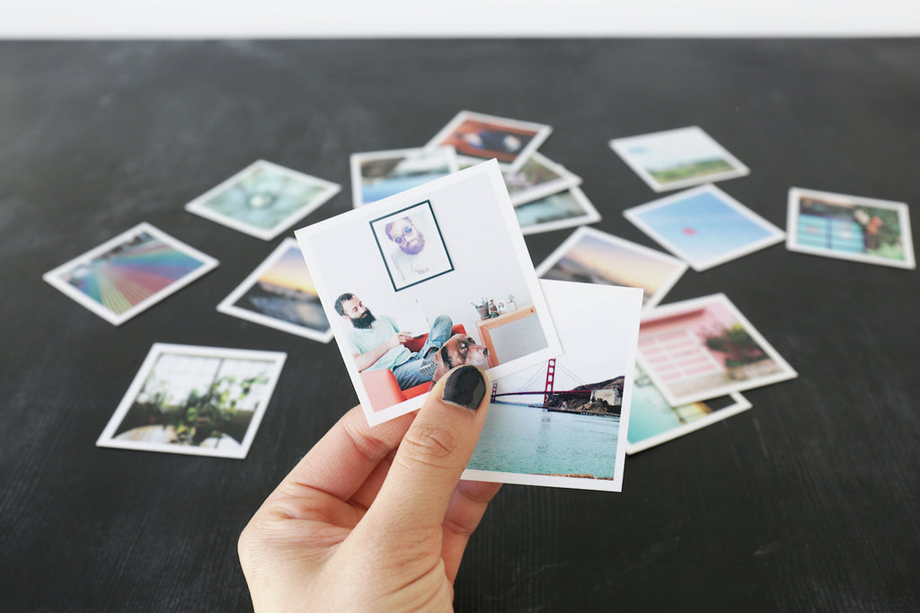 Social Print Studio - mini squares - for the social media aficionado