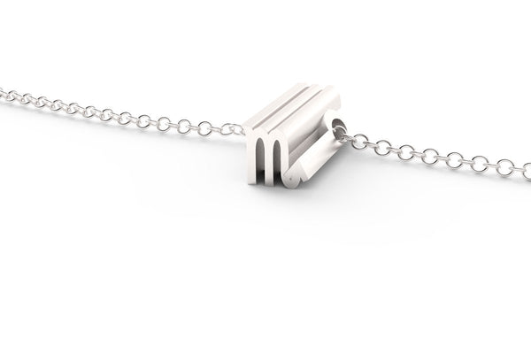 SCORPIO - Short Pendant Necklace
