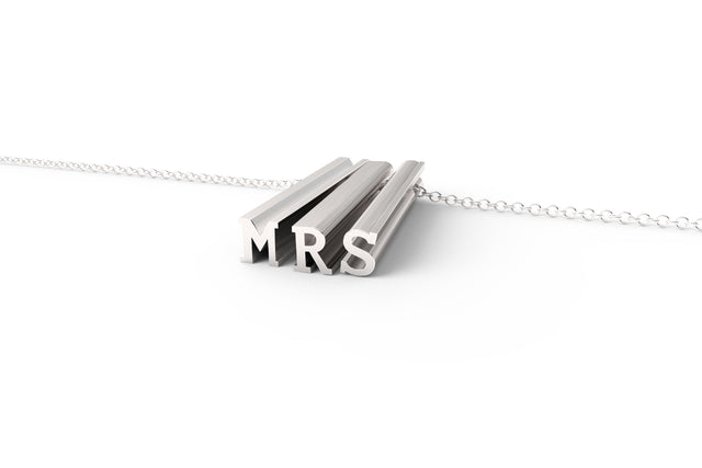 MRS // STERLING SILVER  // ORIGINAL // CABLE CHAIN