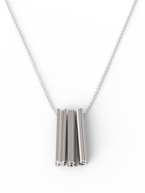 MRS Necklace - Silver