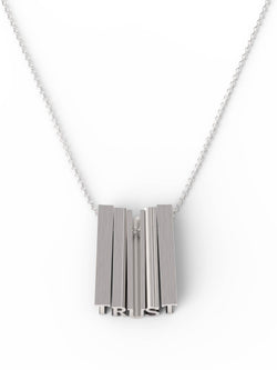TRUST Necklace - Silver