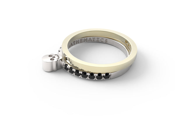 EDGE Ring Stack - Mix Metal