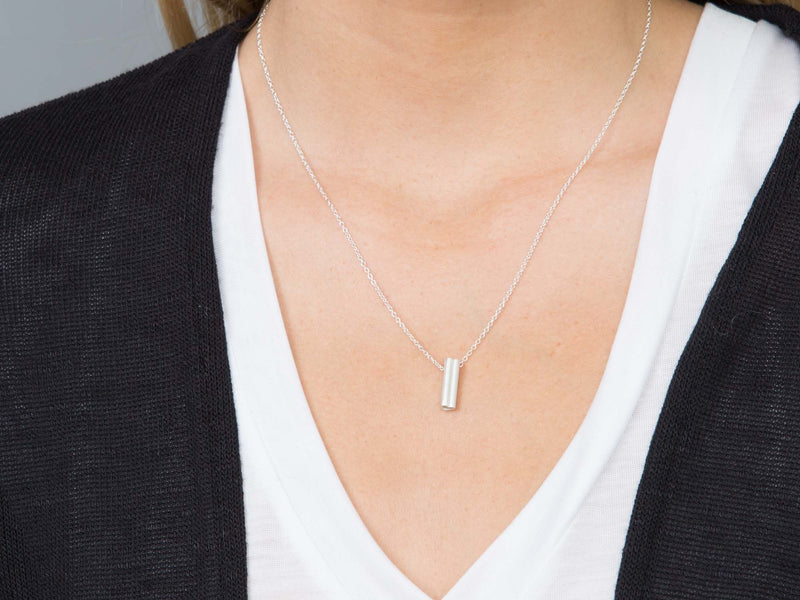 EQUAL - Symbol Short Pendant Necklace
