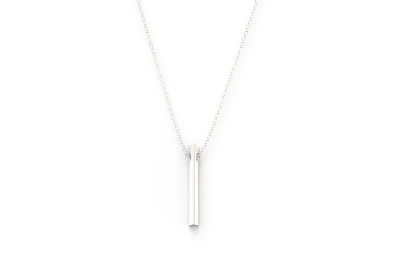 WISHBONE - Long Pendant Necklace