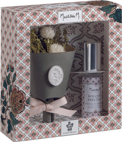 Herbier Précieux Gift set Bouquet to perfume