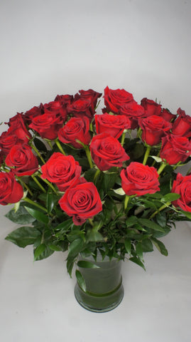 Three Dozen of Premium Red Roses