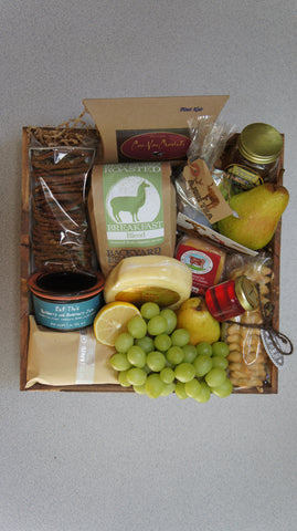 Gourmet Box with Local Products