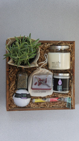 Spa Lavender Gift Box