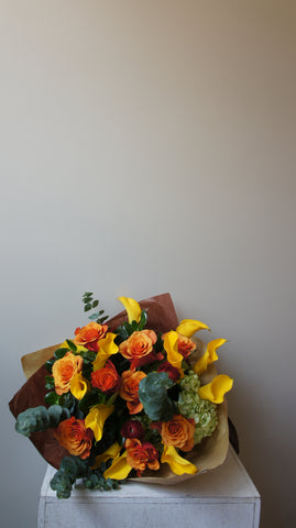 Sweet Orange Bouquet