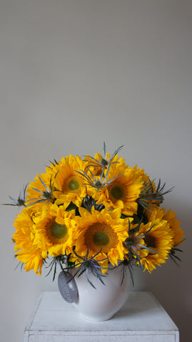 Sunny Day Sunflowers Arrangement
