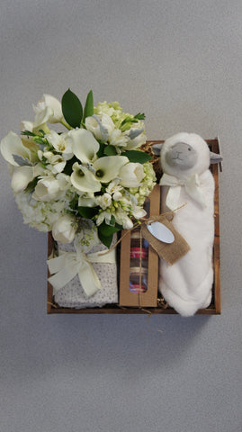 Deluxe Baby Welcoming Gift Box