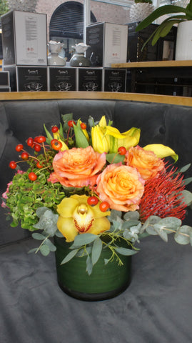 Bright Fall Arrangement