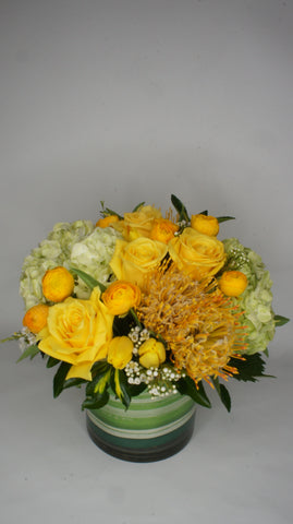 Citrus Pop Arrangement