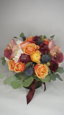 Autumn Glow Arrangement
