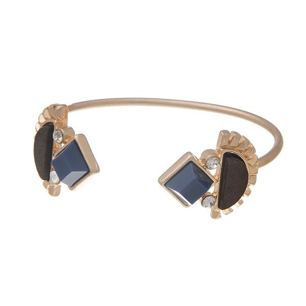 Statement Cuff Bracelet - Anna Jane