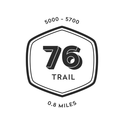 76 Trail // Black Hills