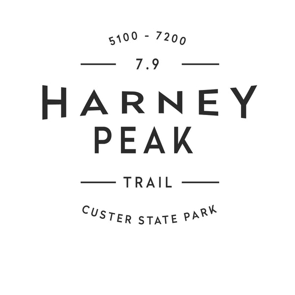 Harney Peak Trail // Black Hills - Dakota Uprising - 1