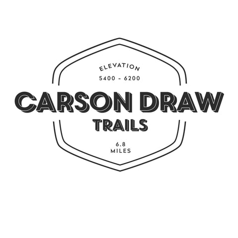 Carson Draw Trails // Black Hills