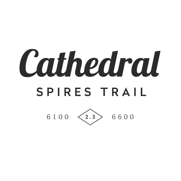 Cathedral Spires Trail - Dakota Uprising - 1