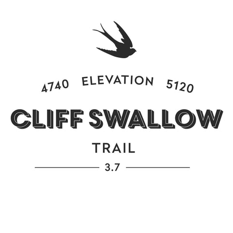 Cliff Swallow Trail // Black Hills