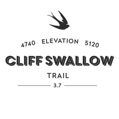 Cliff Swallow Trail // Black Hills - Dakota Uprising - 1