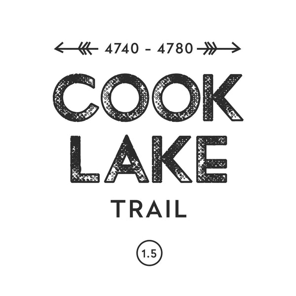 Cook Lake Trail // Black Hills - Dakota Uprising - 1