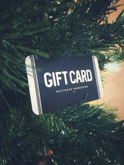 Gift Card - $25
