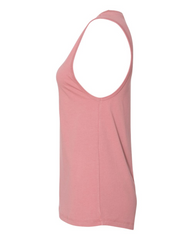 Everything Jersey Muscle Tank | Mauve