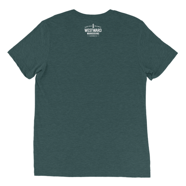 Black Hills State of Mind Tri-blend Tee
