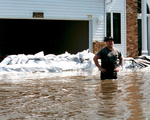 Flooding Devastates Across The Country