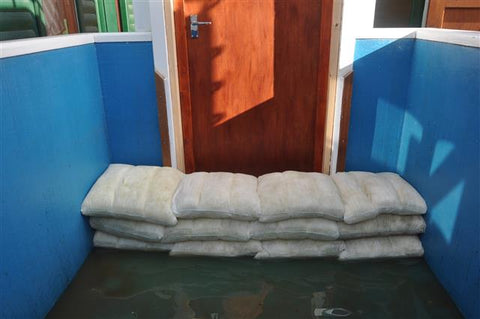 flood sacks flood bag flood barrier instant sandless sandbag alternative floodsax