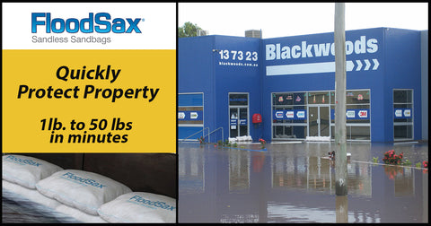 protect property from flooding disasters flood barrier flood sacks