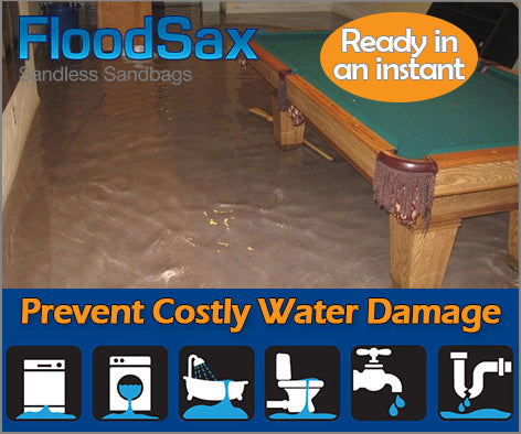 Prevent costly indoor water damage from leaks spills from toilets pipes water heaters washing machines