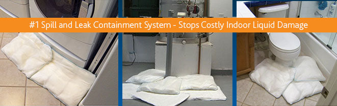 absorbent pad for all liquids water oil gasoline and hazardous chemicals