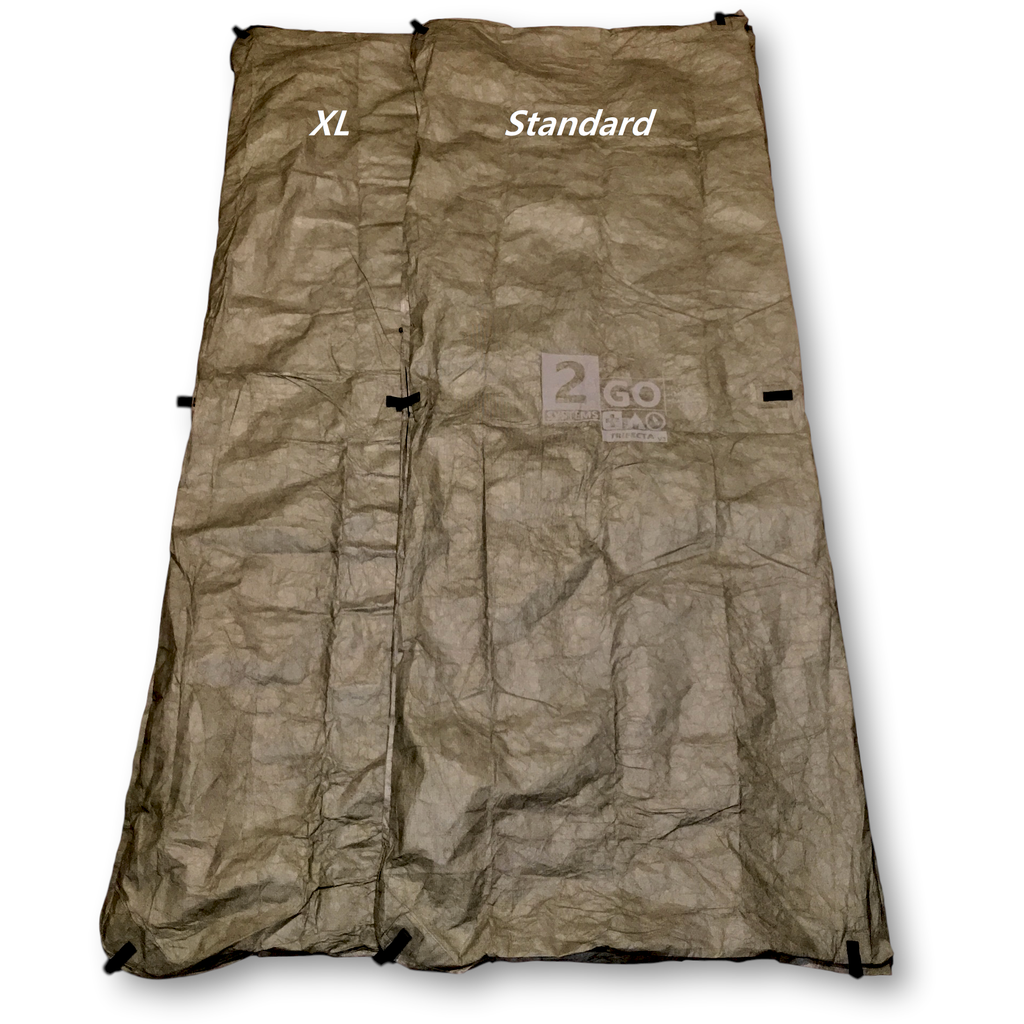 V3 Trifecta -  Thermal BIVVY*Blanket*Canopy