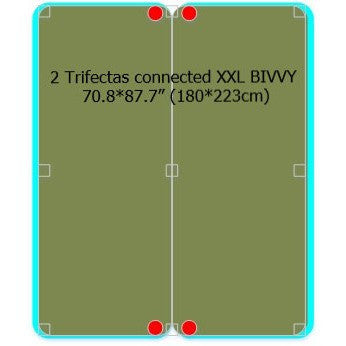 Trifecta Connection Kit -  will work with the V1, V2 or V3 Trifectas