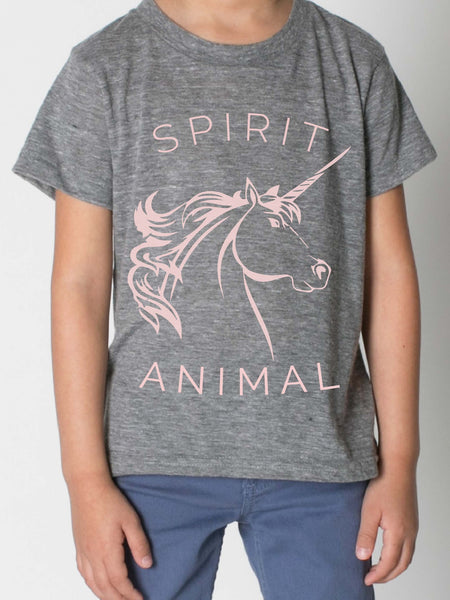 Spirit Animal Kids Tee