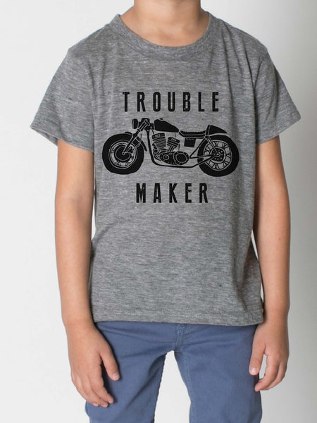 Trouble Maker Kids Tee