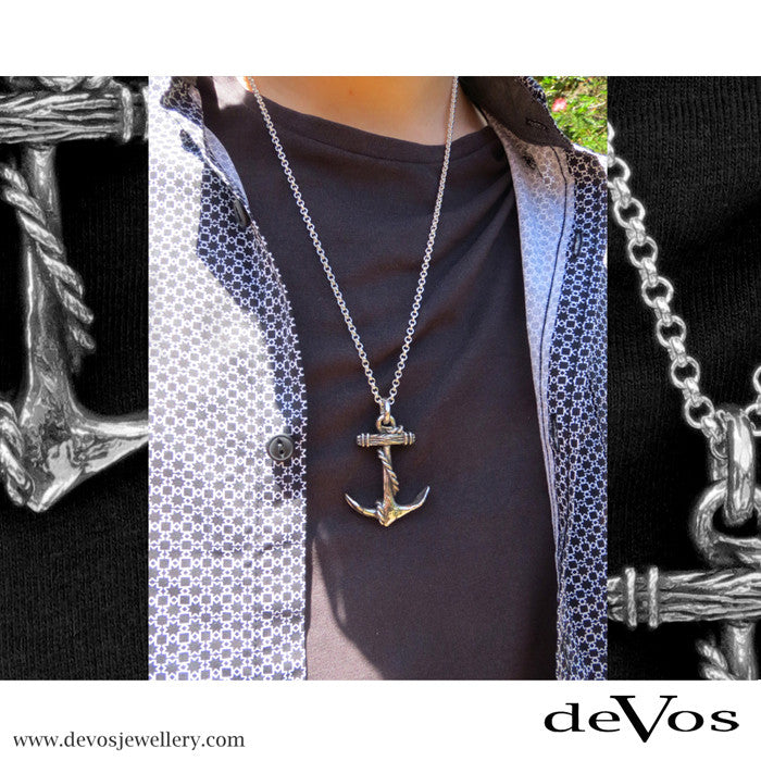 Anchor Pendant (Large)