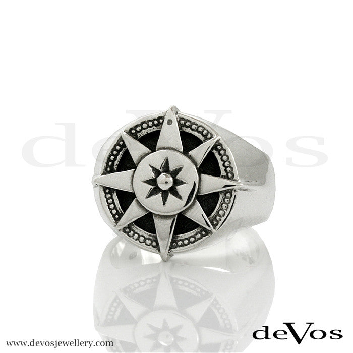 Driftwood (Compass) Ring