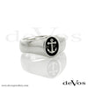 Anchor Ring (Small Vertical Anchor)
