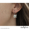 Skull (Jolly Roger) Earrings