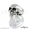 Skull (Medium Full Skull) Ring