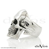 Skull (Large Full Skull) Ring