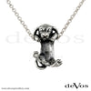 Animal Pendant (Cute Dachshund Puppy)
