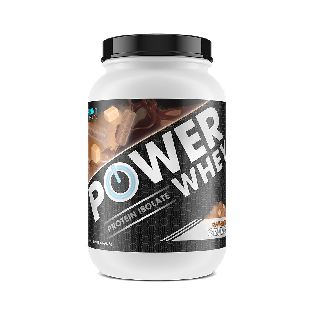 2lb. Power Whey Protein Isolate