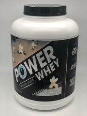 5lb. Power Whey Protein Blend