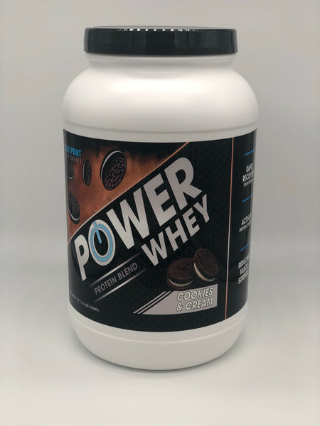 2lb. Power Whey Protein Blend