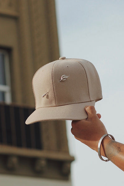 Sand Signature Pin Hat